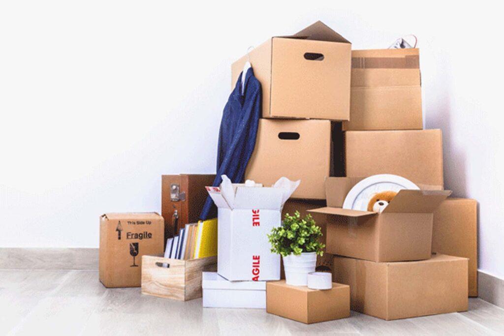 Guía para organizar una mudanza