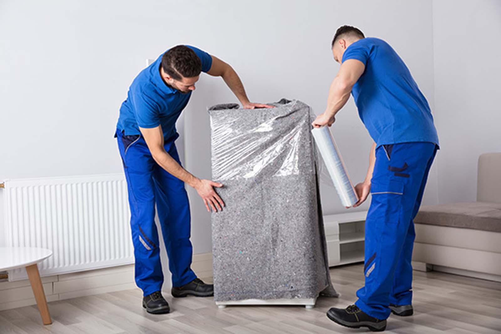 Mudanzas y embalaje de muebles y electrodomésticos